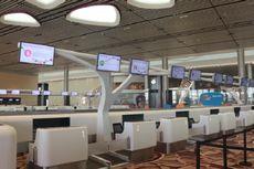 Bandara Singapura Terapkan Check-In Sistem Pemindai Wajah