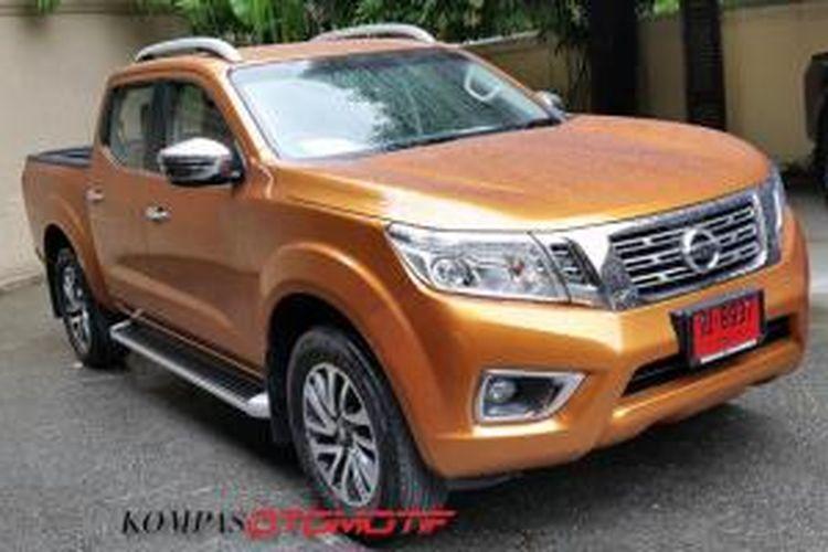 Nissan All-New Navara.