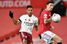Kata Arteta Usai Aubameyang Bawa Arsenal Bungkam Man United