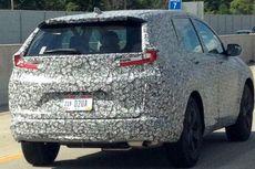 Generasi Kelima Honda CR-V Mulai Terungkap