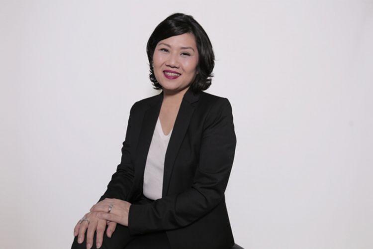 Presiden Uber Indonesia, Monika Rudijono.