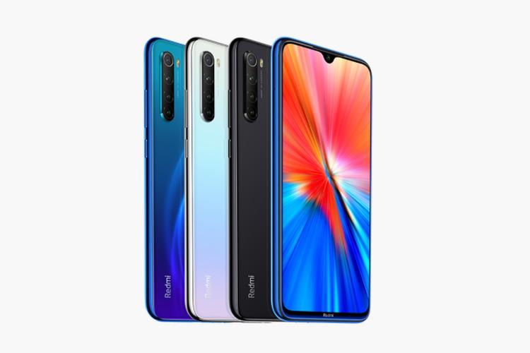 Tampilan Xiaomi Redmi Note 8 2021.