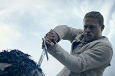 Raja Arthur Kembali Pimpin Kesatria Meja Bundar ke Layar Lebar