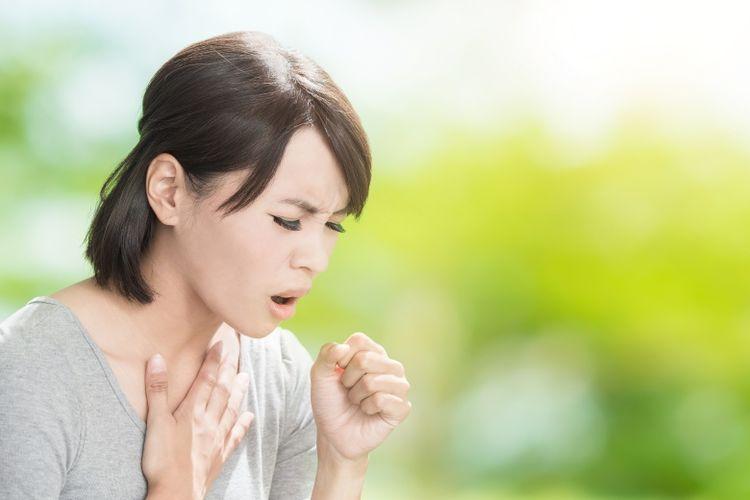 Saat batuk melanda, jangan sampai salah memilih obat batuk