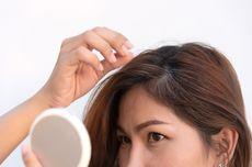 Studi Baru Sebut Stres Memang Bisa Sebabkan Rambut Beruban