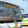 Beragam Tameng Besi yang Terpasang pada Bus AKAP