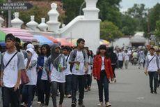 Yogyakarta Diramaikan Wisatawan Pelajar