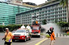 Jakarta Issued $92,000 of Fines in a Week During Covid-19 Outbreak