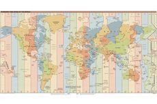 Sejarah Penetapan Zona Waktu di Dunia hingga Usulan Penghapusannya