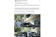 Viral, Unggahan Mobil Dinas Wali Kota Semarang Bisa Digunakan untuk Acara Pernikahan
