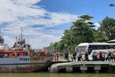 36 Napi Terorisme dari Cipinang dan Gunung Sindur Dipindahkan ke Nusakambangan