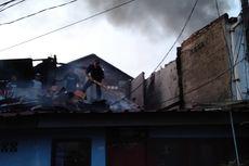 162 Warga Jadi Korban Kebakaran di Kebayoran Lama