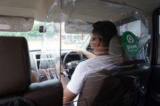 Bersiap New Normal, Gojek Pasang Sekat di Armada GoCar