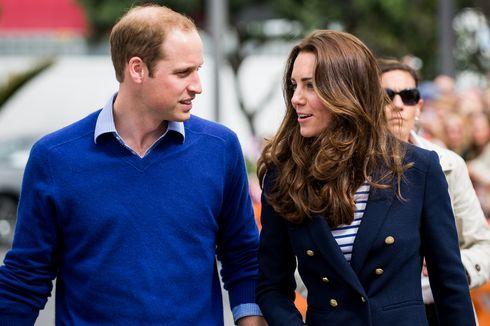 10  Tahun Pernikahan, Kate Middleton dan Pangeran William Tampil Mesra