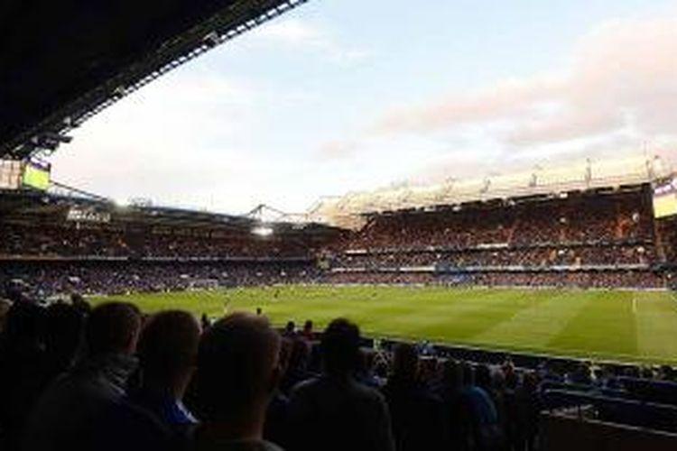 Markas Chelsea, Stamford Bridge.