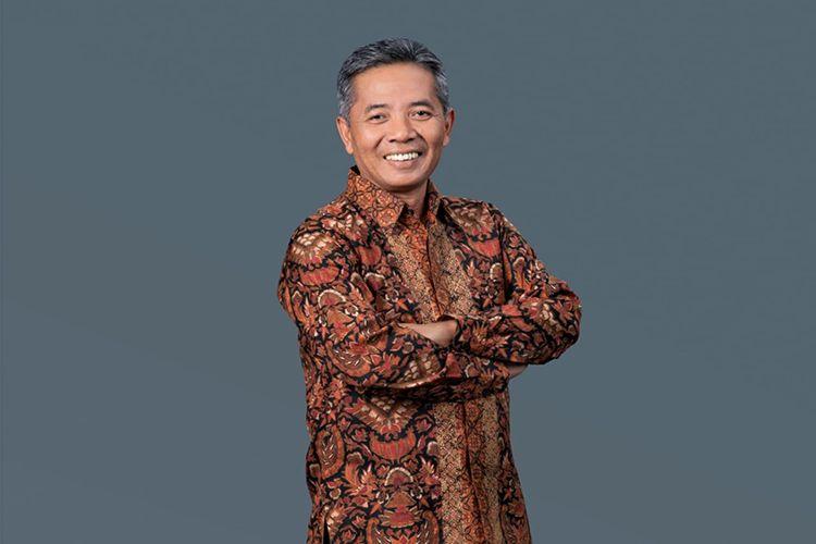 Direktur Bisnis Mikro BRI Supari.