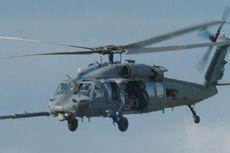 Helikopter Militer AS Jatuh di Inggris, 4 Orang Tewas