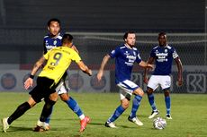 Persib Abaikan Rekor Pertemuan dengan Bali United