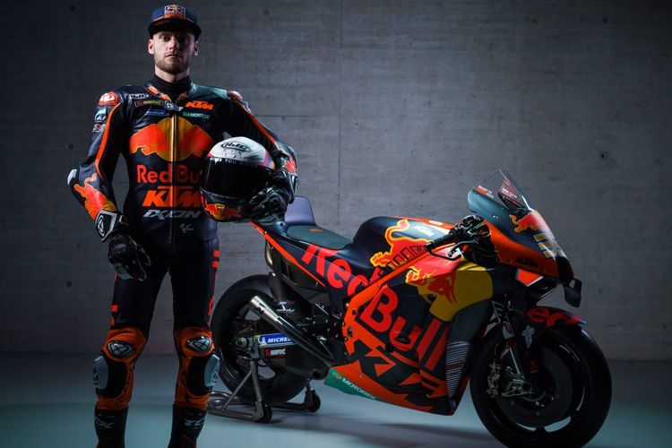 Livery KTM RC16 tim pabrikan dan tim satelit untuk MotoGP 2021