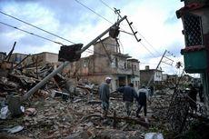 Tornado Terjang Havana, 4 Orang Tewas dan 195 Lainnya Luka