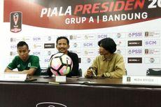 PSMS 2-1 PSM, Djanur Terkejut, Robert Rene Tetap Puas