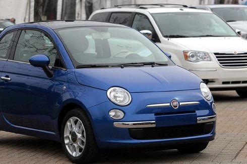 Chrysler Resmi Jadi Merek Italia
