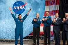 Astronot Berdarah Iran-Amerika Siap Menjelajah Luar Angkasa