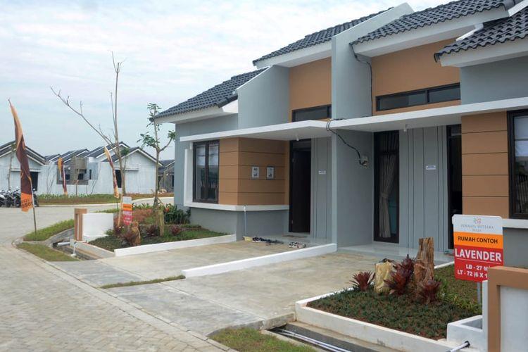 Ruby merupakan klaster keenam di Permata Mutiara Maja yang dikembangkan di lahan seluas 6 hektar dan akan berisi sekitar 450 unit rumah.