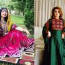 Protes Aturan Taliban, Perempuan Afghanistan Pakai Gaun Warna-warni Busana Tradisional Sebenarnya