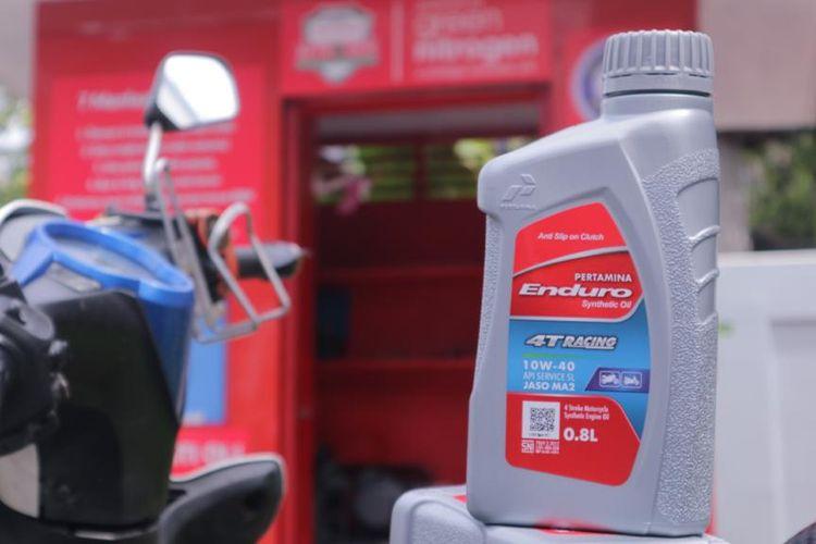 Pertamina Enduro 4T Racing harga ekonomis