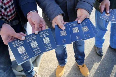 10 Paspor Terlemah di Dunia