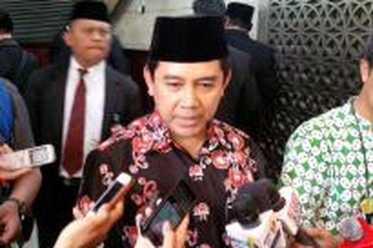 Menteri Pendayagunaan Aparatur Negara dan Reformasi Birokrasi Yuddy Chrisnandi.
