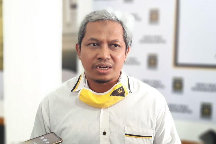 Ketua Dewan Pimpinan Daerah (DPD) PKS Solo, Abdul Ghofar Ismail di Solo, Jawa Tengah, Senin (7/9/2020).