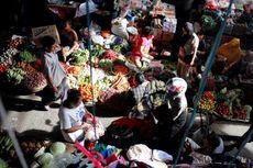4 Pedagang Positif Covid-19, Pasar Cisalak Ditutup Sementara
