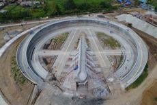 Jokowi Akan Resmikan Monumen Kapsul Waktu yang Kerap Disebut