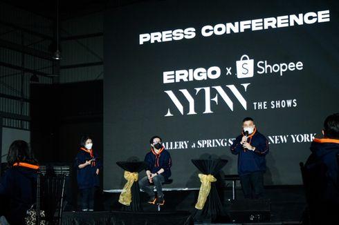 Erigo Bakal Tampil di New York Fashion Week 2022