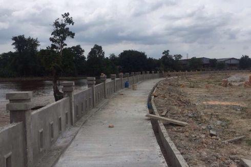 Empat Prasarana Pengendali Banjir Dibangun di Riau