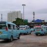 Supaya Lebih Ramah Lingkungan, Sopir Angkot Diajari Eco Driving