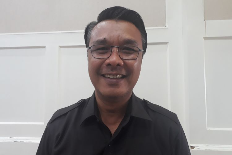 Kepala Bagian Humas Pemkot Surabaya Muhammad Fikser