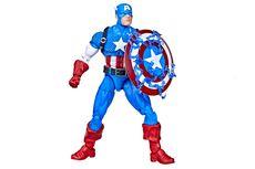 Action Figure Baru Captain America, Apa Uniknya?