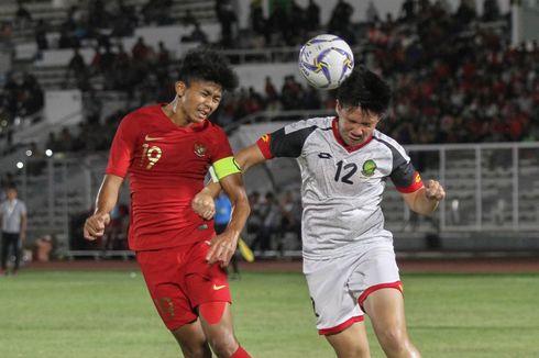 Klasemen Kualifikasi Piala Asia U-16 2020, Indonesia Puncaki Runner-up Terbaik