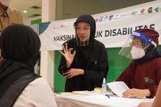Stafsus Jokowi: 95 Persen Penyandang Disabilitas di 6 Provinsi Disuntik Vaksin Covid-19 Dosis Pertama