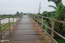 Bangun Tiga Jembatan Gantung di Jateng, Pemerintah Libatkan Masyarakat