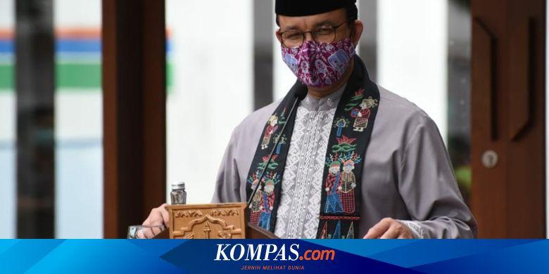 PSBB Transisi DKI Jakarta Diperpanjang Lagi: Posit
