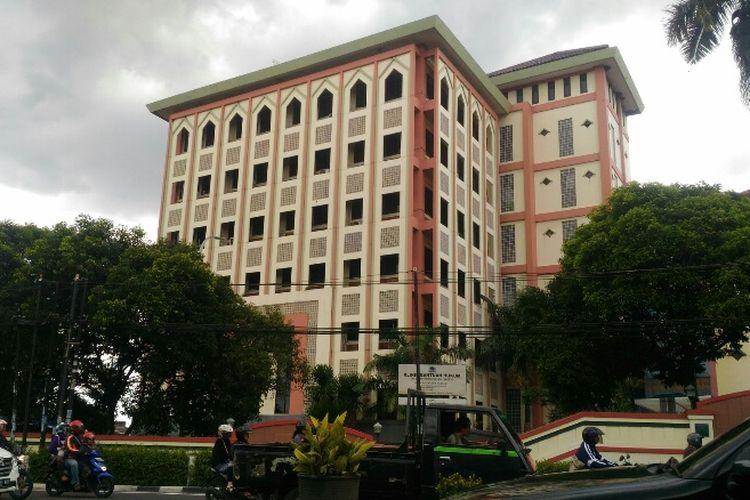 Gedung UIN Syarif Hidayatullah Jakarta