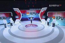 Debat Perdana Pilkada Pandeglang, Dua Paslon Kompak Janjikan Jalan Mulus