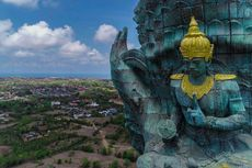 Catat, GWK Cultural Park di Bali Buka Lagi pada 4 Desember 2020