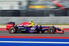 Vettel dan Webber Penguasa Sesi Latihan Bebas Dua GP AS