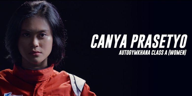 Honda Racing Indonesia 2021 Canya Prasetyo