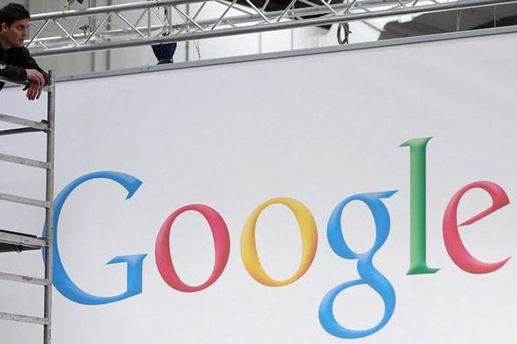 Baliho iklan Google Plus